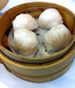 Har Gao / prawn dumpling