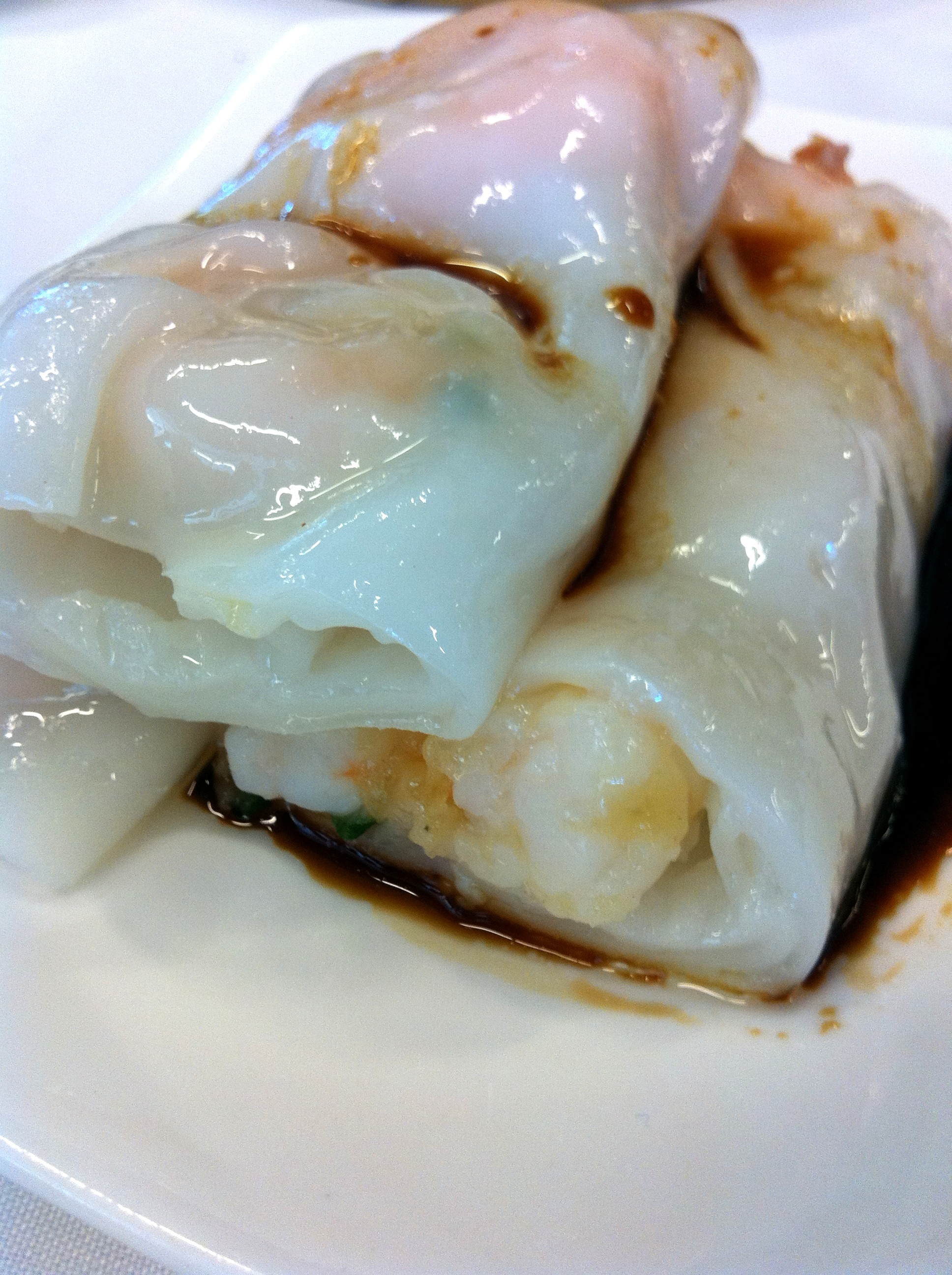 Rolled rice