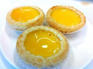 Egg tart / dan tart